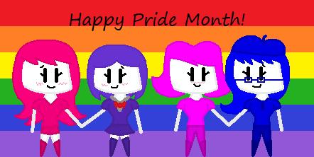 INYF Celebrates Pride Month!